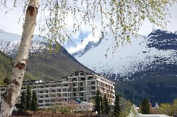alexandra hotel loen