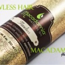 Gorgeous glossy locks with Macadamia's new miracle products
