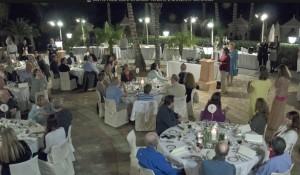 AGM buffet dinner