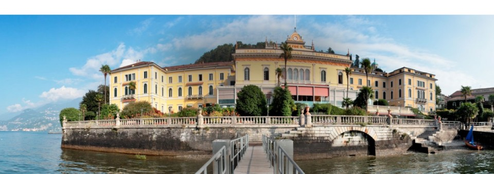 A luxury stay on Lake Como