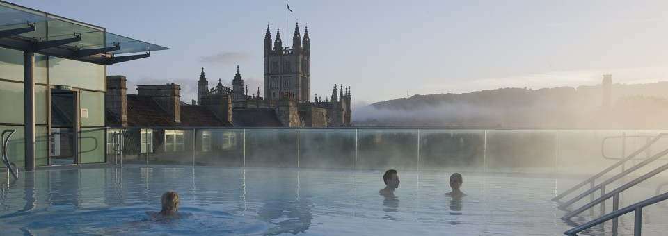 A first visit to Thermae Bath Spa