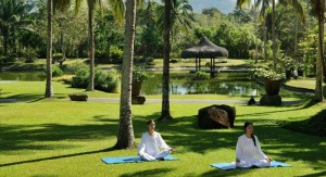 Yoga at the Farm,, Philippines