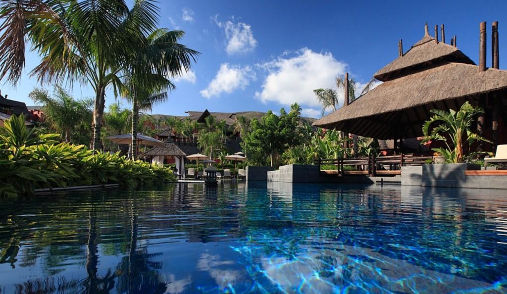 Pool at Asia Gardens