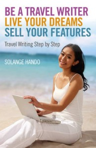 Travel writing cover