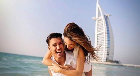 Happiness, Dubai, Jumeirah Resorts