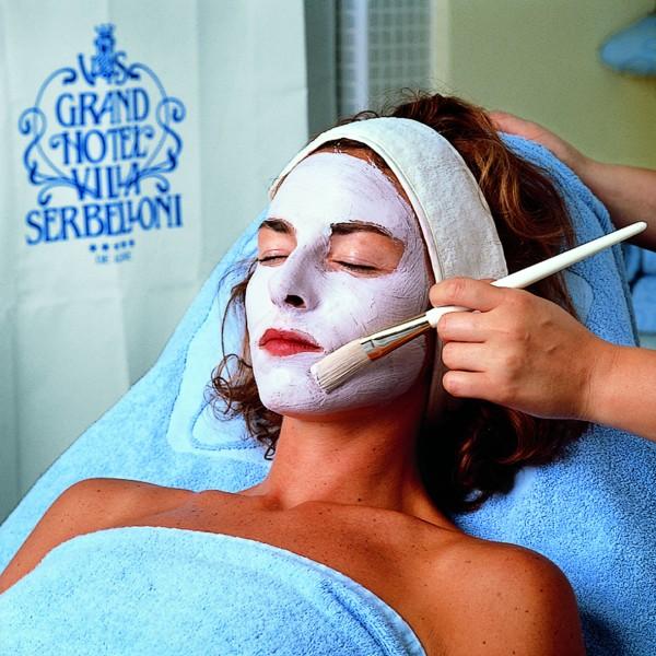 Treatment at Spa, Villa Serbelloni, Lake Como