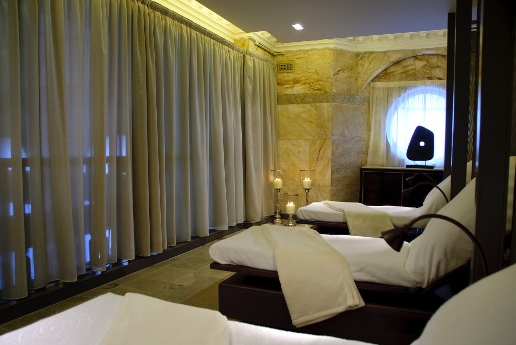 Relaxation room, So Spa Sofitel, London