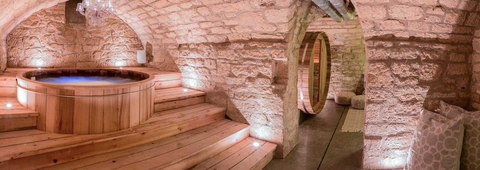 Quirky new spa for historic Bath