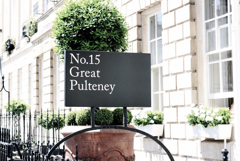 exterior 15 Great Pulteney, Bath