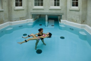 Watsu at thermae Bath spa